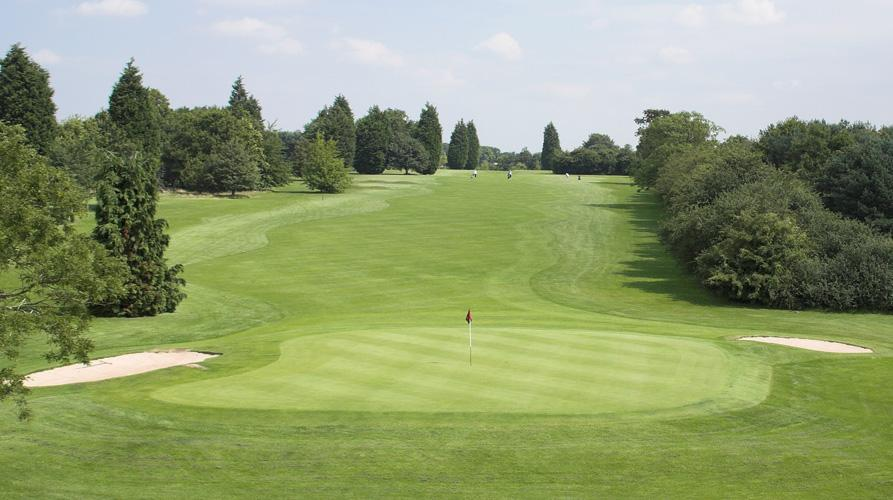 Whipsnade Park  - Hole 18