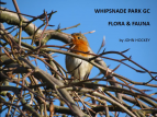 Whipsnade Park Golf Club Flora and Fauna